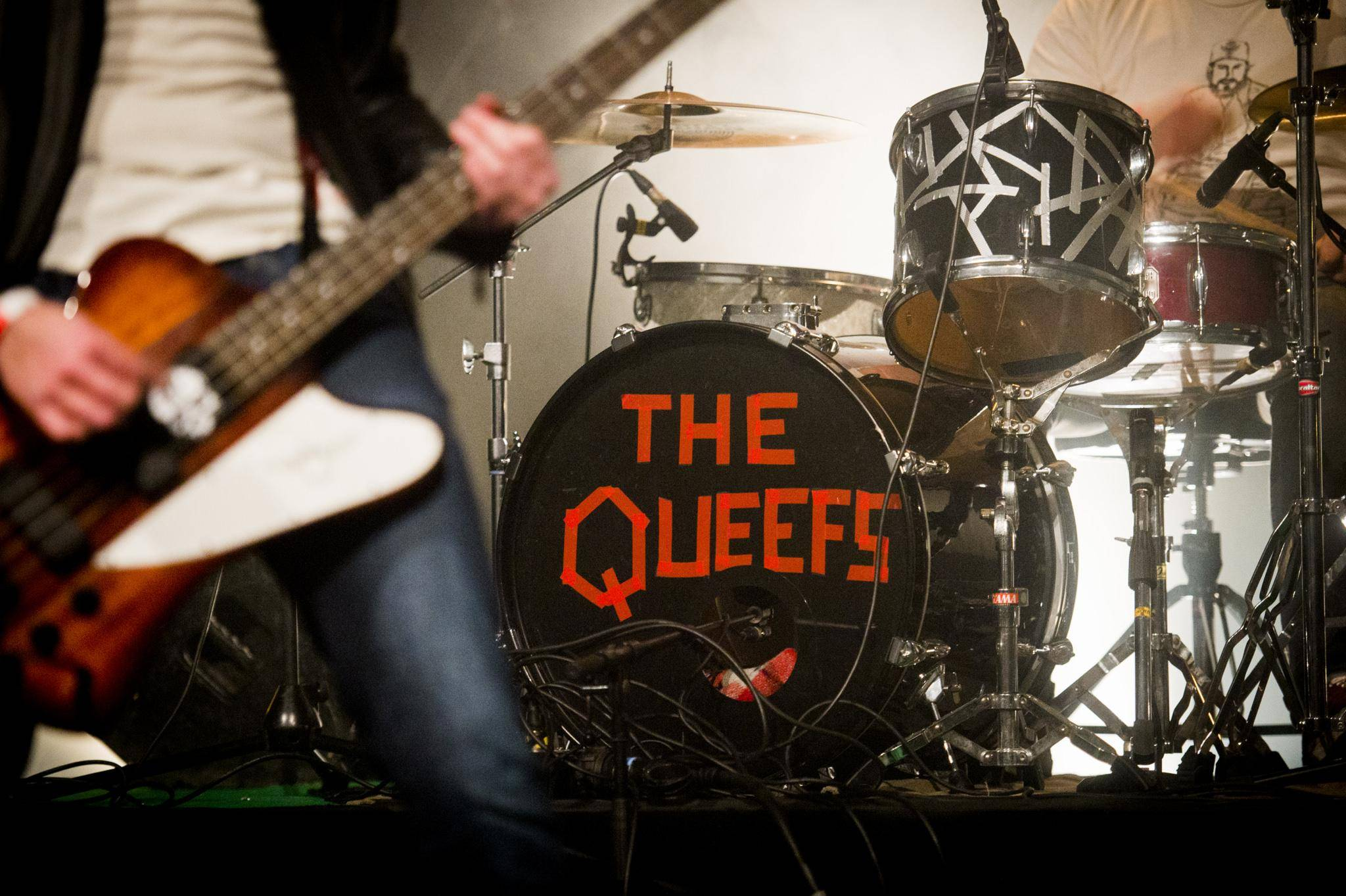 The Queefs